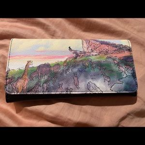 Loungefly Lion King Wallet